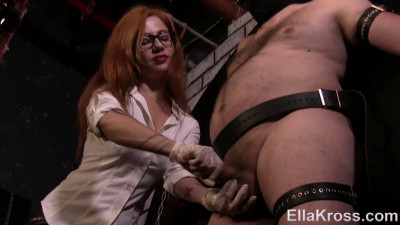 Controlling My Slave's Orgasm by Edging