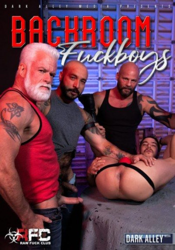 Dark Alley Media — Raw Fuck Club — Backroom Fuck Boys 1080p
