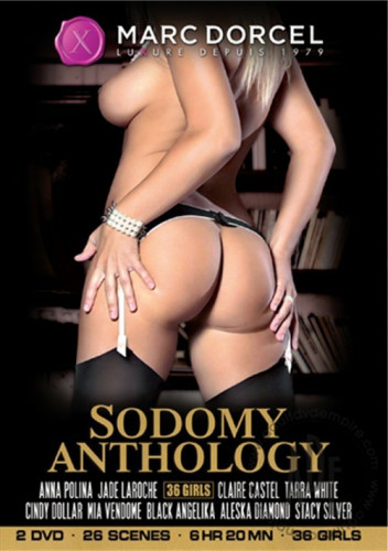 Description Sodomy Anthology