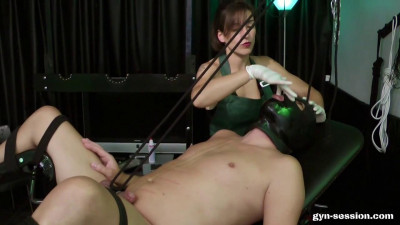 Anal Inspection - Baroness Mercedes - HD 720p
