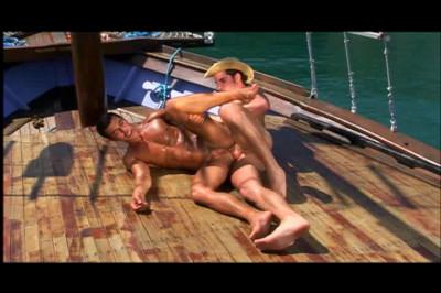 Description Island Boys - Felix Stulback, Victor Manzini, Mateus Axell