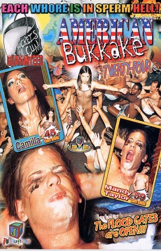 Bukkake From USA #24
