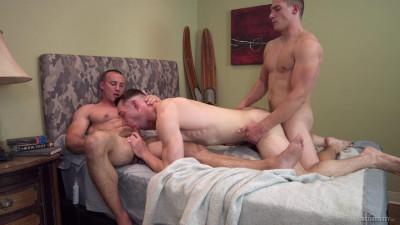 Hot holes!