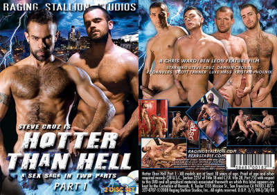 Raging Stallion Studios – Hotter than Hell Part 1 (2008)
