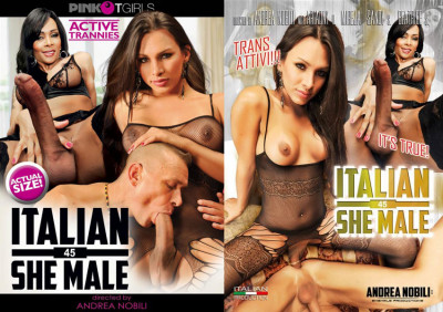 Italian Shemale - part 45 (dom, transsexual, mirror)