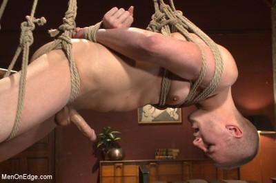 Brendon Scott - Taken, Tied Up & Edged