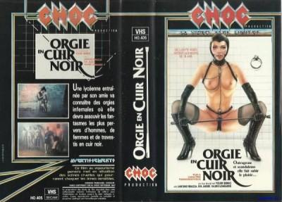 Description Orgies En Cuir Noir (1984)