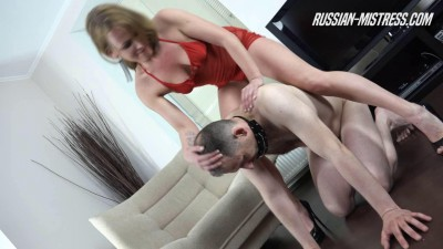 Mistress Tara - Personal Toilet And Cleaning