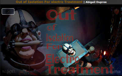Description Sensualpain Out of Isolation For electro Treatment