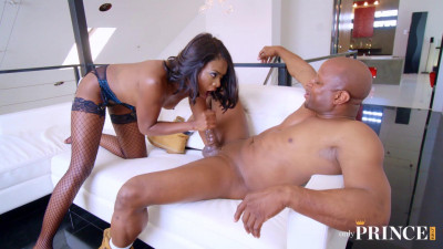 Ana Foxxxx And Prince Are Two Living Legends