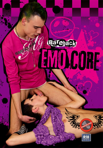 Bareback Emocore - Eric Harper, David Ballard, Falco White