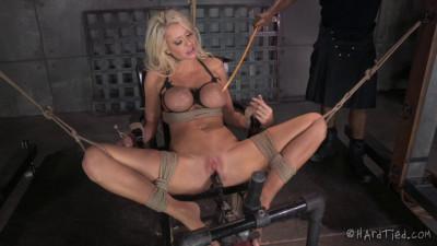 Courtney Taylor Bondage Barbie