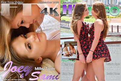 Sami White, Joey White - Milky Twins (2019)