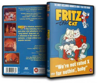 Description Fritz the Cat