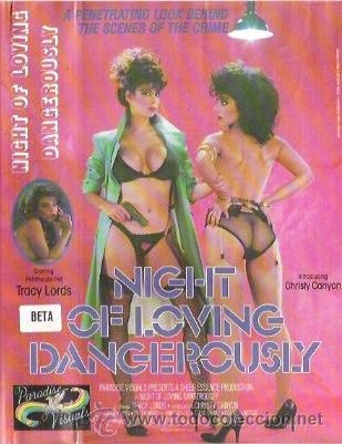 Night Of Loving Dangerously