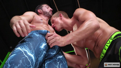 Description HHouse - The Trainer, Scene 2 - Jimmy Durano, Landon Mycles 720p