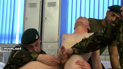 Description Virgin arseholes - Army Discipline