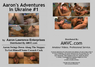 Aaron's Adventures in Ukraine