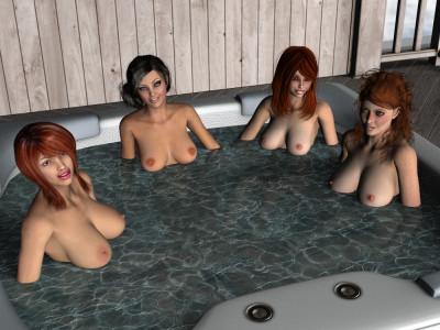 Virtual Date Games Tara Part 3