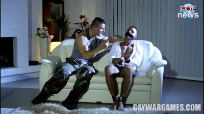 GayWarGames - Fucking Millions - Romero