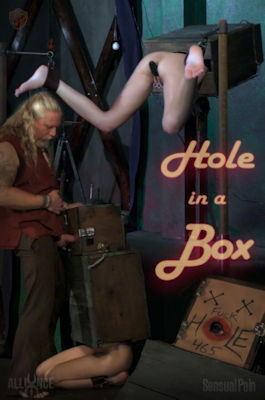 Hole in a Box - Abigail Dupree and Master James - Full HD 1080p