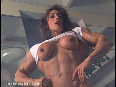Muscular women (bodybuilders) Part 1