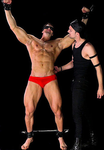 Stefano - Blind Muscle Chapter 1