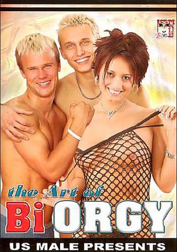 Description The Art of Bi Orgy