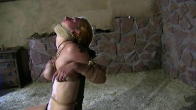 Supertightbondage – Supertight Breast Bondage Predicament in the new Dungeon