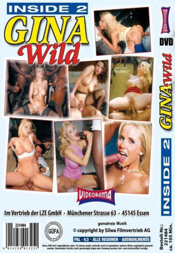 Inside Gina Wild vol.2