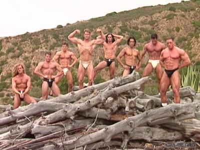 Description Wide Nude World of Sports