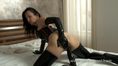 "Best Collection. Hot 20 Clips ""Latexangel"". Part 1."