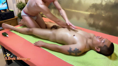 Erotic Massage Ep.33 Some Massage for me with Alex