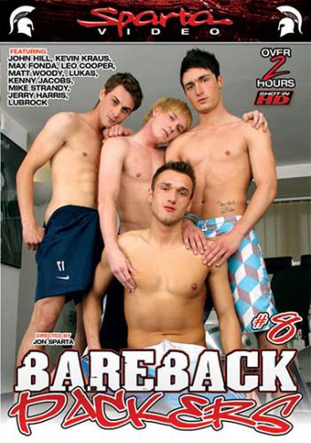 Bareback Packers Vol. 8 (Cum Craving Twinks) – Kevin Kraus, John Hill, Jerry Harris
