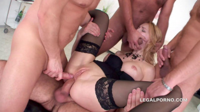 Used & Abused Group Fuck