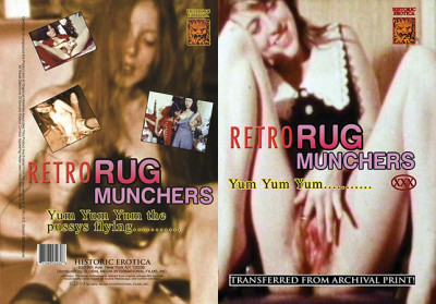 Description Retro Rug Munchers (1975)