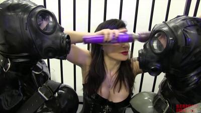 Miss Velour - Caged Dolls