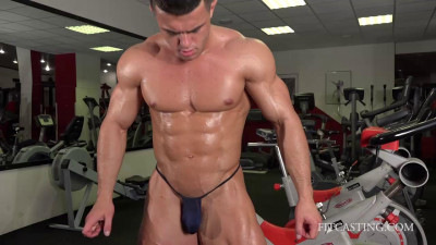 Stress Position Workout - Mikhail - Part 2 - Full Movie - HD 720p