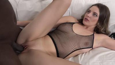 Bella High casting with big black cock