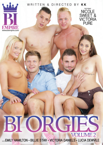 Bi Orgies vol.02
