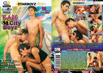 Original Teen Boy Video – Bare City Boyz (2009)
