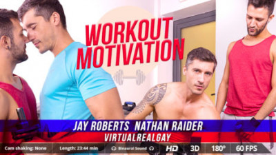 Virtual Real Gay — Workout motivation (Android/iPhone)