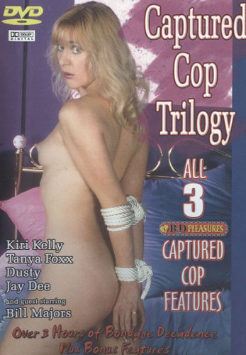 Captured Cop Trilogy –  Explosion