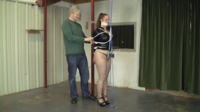 Pepper Sterling - Crotch Rope Column Tie