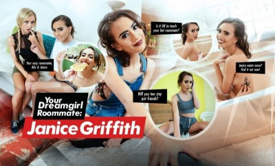 Your Dreamgirl Roommate: Janice Griffith