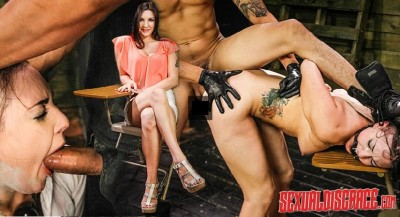 SexualDisgrace – March 3, 2016 – Rachael Rae Sexual Disgrace From Edm To Bdsm