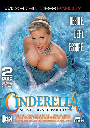 Description Cinderella XXX: An Axel Braun Parody