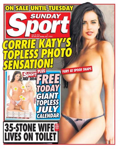 Sunday Sport