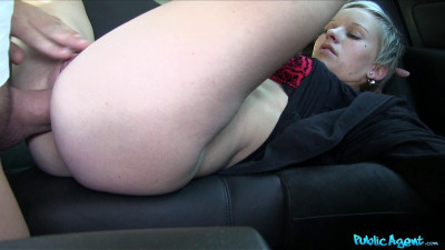 Her Pussy Gets Splattered with Spunk