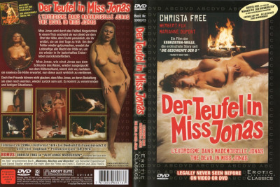 The Devil in Miss Jonas (1974) - Marianne Dupont,Christa Free